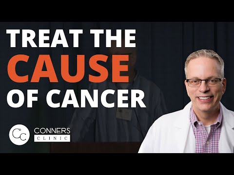 """Treat the Cause of Cancer"" - Dr. Kevin Conners Speak at the 45th Annual Cancer Control Society 2017"