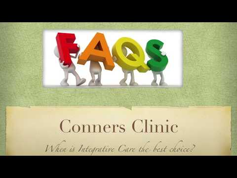 Alternative Cancer Treatment FAQs | Conners Clinic