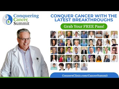 Grab Your FREE Pass to the Conquering Cancer Summit Today!