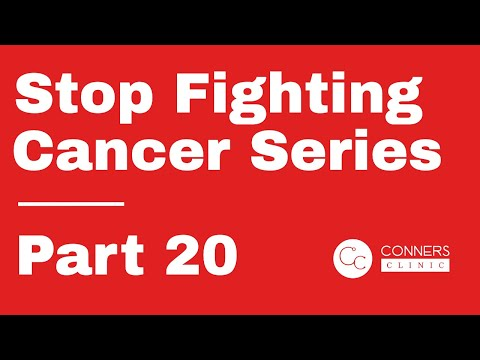 Stop Fighting Cancer- 10 Steps to Alternative Cancer Therapy