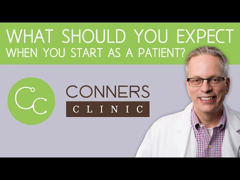| Conners Clinic - What Do We Do?