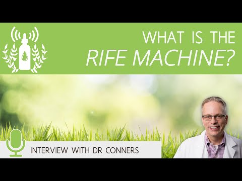 What is the Rife Machine? | Light Frequency Generator | Conners Clinic Alternative Cancer Treatment
