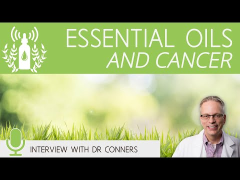 Essential Oils and Cancer? Peer-Reviewed Studies Have Shown Anti-Cancer Properties