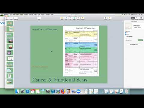 Dr. Kevin Conners - ZOOM call 4-4-18 - Emotions of Cancer
