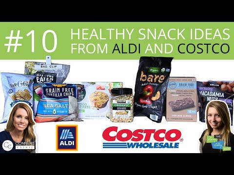#10: Healthy Snack Idea | The Anne & Ashley Show