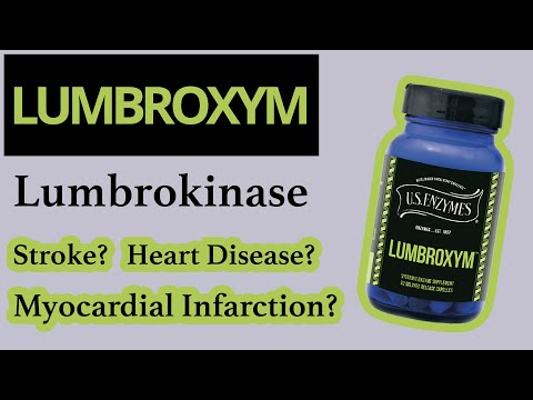 Lumbroxym: Lumbrokinase, Enzymes, and Heart Health | Conners Clinic