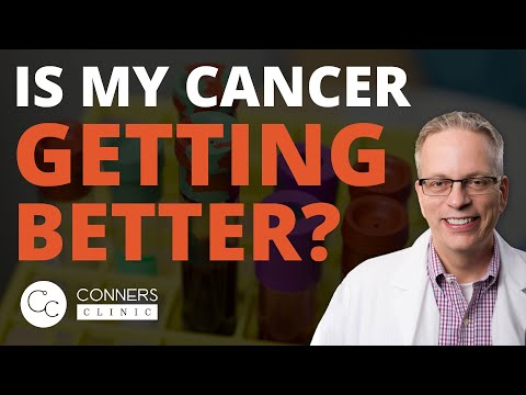 Cancer: How Do I Know if I'm Getting Better? | Dr. Kevin Conners @ Conners Clinic