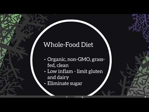 Dr. Kevin Conners - Cancer - Mixed, Whole food Diet