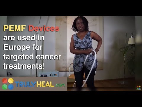 Truly Heal Cancer with PEMF | PEMF are Used in Europe For Cancer Treatment
