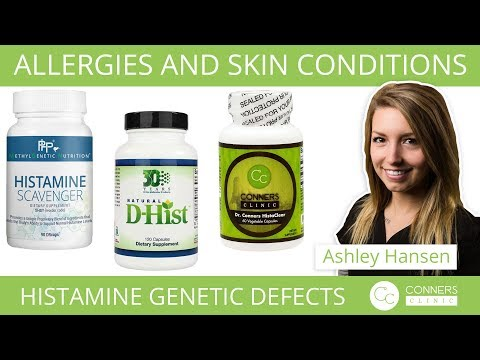 Allergies and Skin Conditions | Histamine Gene Defects | Conners Clinic