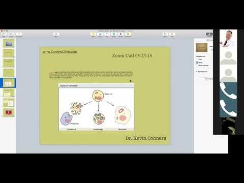 Dr. Kevin Conners - Chemo and Antioxidants