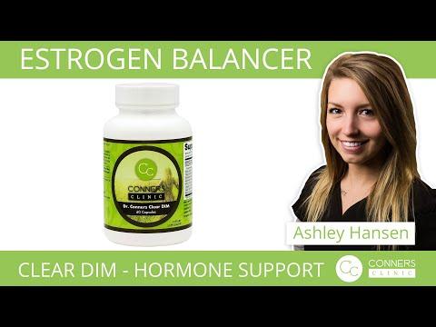 Estrogen Balancer | Clear DIM - Hormone Support, Good and Bad Estrogens