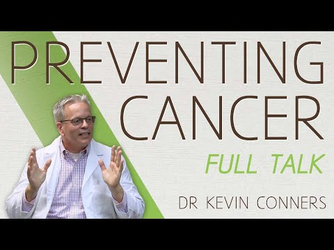 Cancer Prevention with Dr Kevin Conners | Conners Clinic