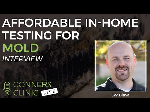 Affordable In-Home Mold Testing with Immunolytics | Conners Clinic Live