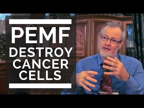 PEMF: Pulsed Electro Magnetic Frequency To Destroy Cancer cells! Pap IMI - Destroy Cancer Cells