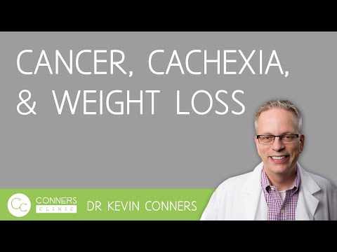 Cancer, Cachexia and Weight Loss