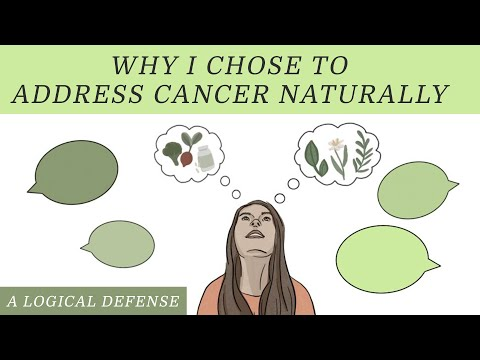 Patient Question: How Do I Explain My Decision to Address Cancer Naturally?