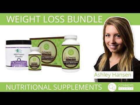 Healthy Weight Loss Bundle - Conners Clinic Supplements