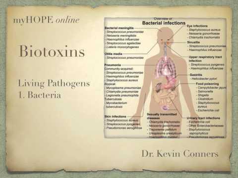 Biotoxins part 1 - Dr. Kevin Conners