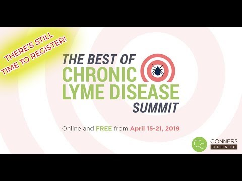 Best of Chronic Lyme Disease Summit, featuring Dr Kevin Conners