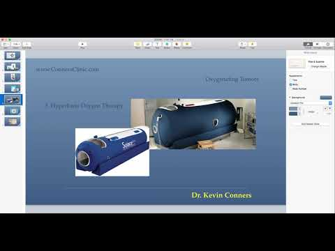 Dr. Kevin Conners | Conners Clinic - Oxygenating Tumors