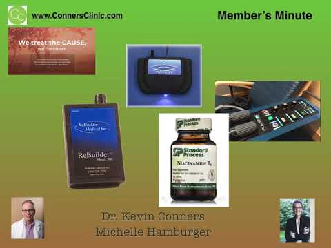 Dr. Kevin Conners - Member's Minute 5 - Chemo Induced Neuropathy