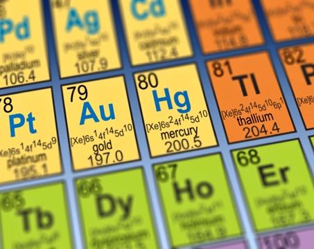 Heavy Metal Ions