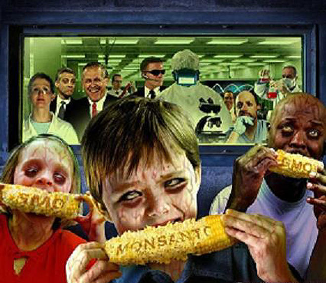 Cancer and GMOs
