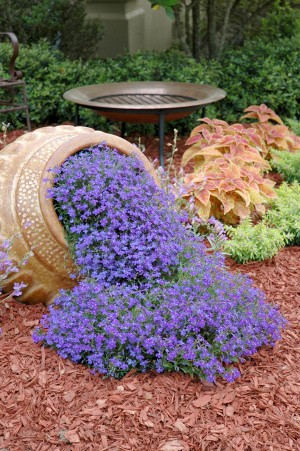 how-to-create-spilled-flower-pot
