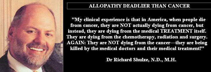 Cancer and Chemo - not such a good mix