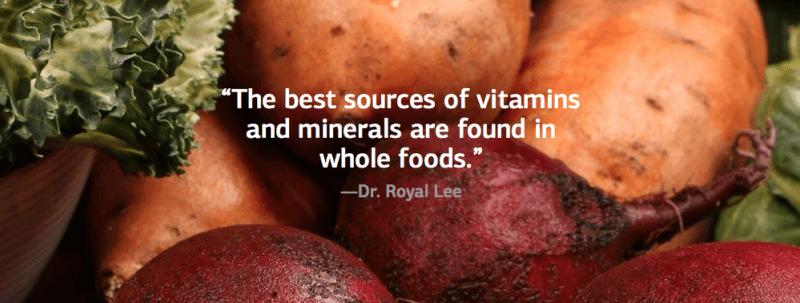 Whole-Food Nutrition 1
