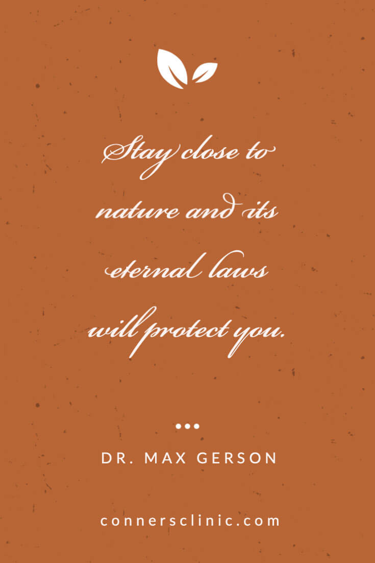 max-gerson-therapy-cancer-quote