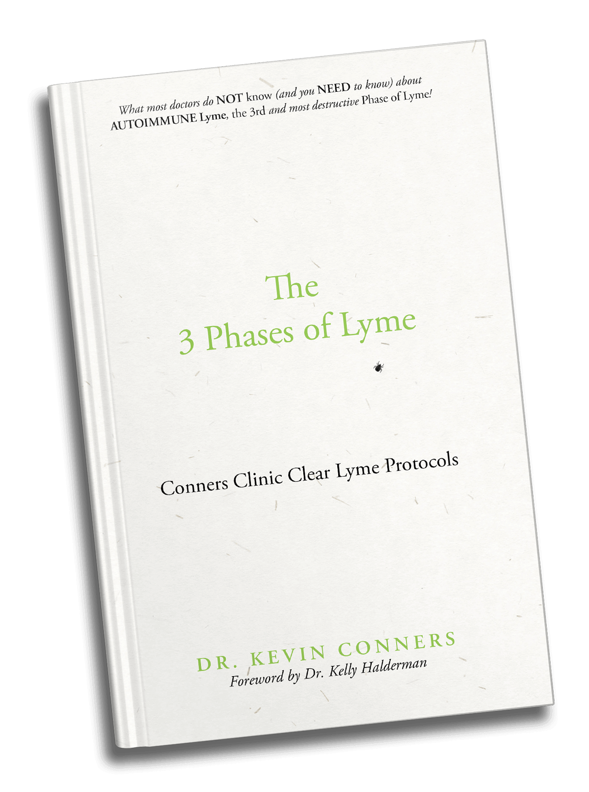 Free Book Download: The 3 Phases of Lyme 2