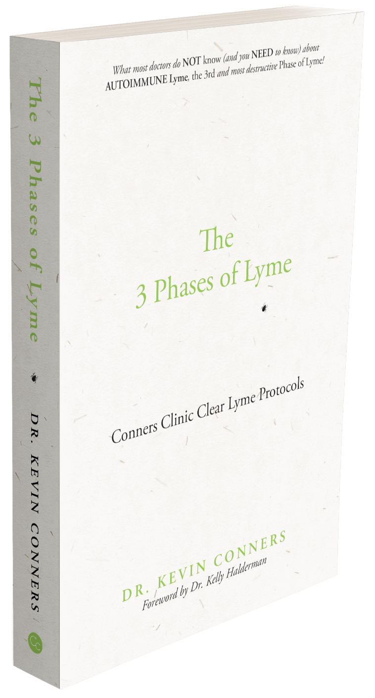 The 3 Phases of Lyme | Chronic Lyme Disease | Dr Kevin Conners Clinic