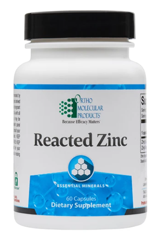 Boost Immune Function with Reacted Zinc 1