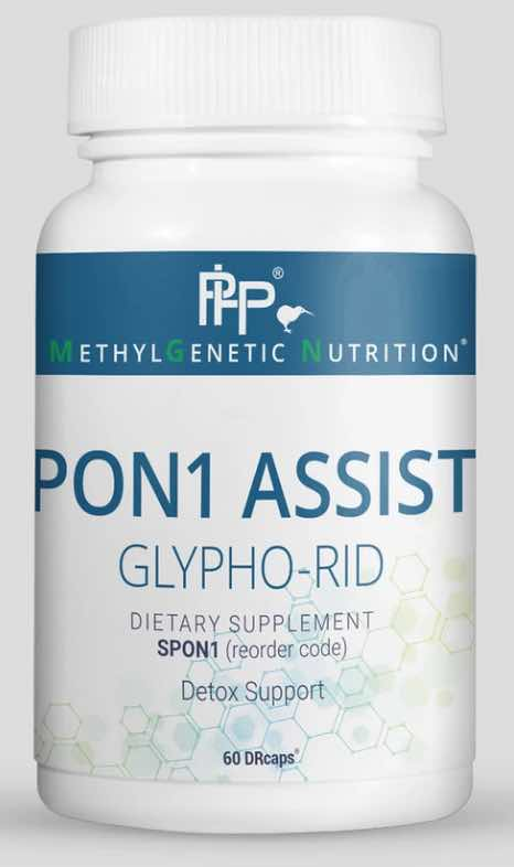 pon1-assist-glypho-rid-dietary-supplement-conners-clinic-alternative-medicine