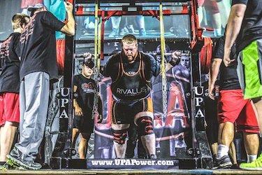 Doug Staley Power Lifting
