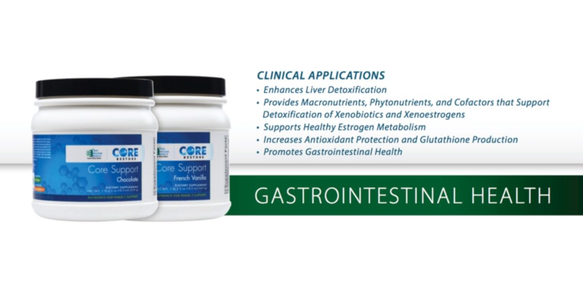 Core-support-gastrointestinal-health-antioxidant-dietary-supplement-conners-clinic