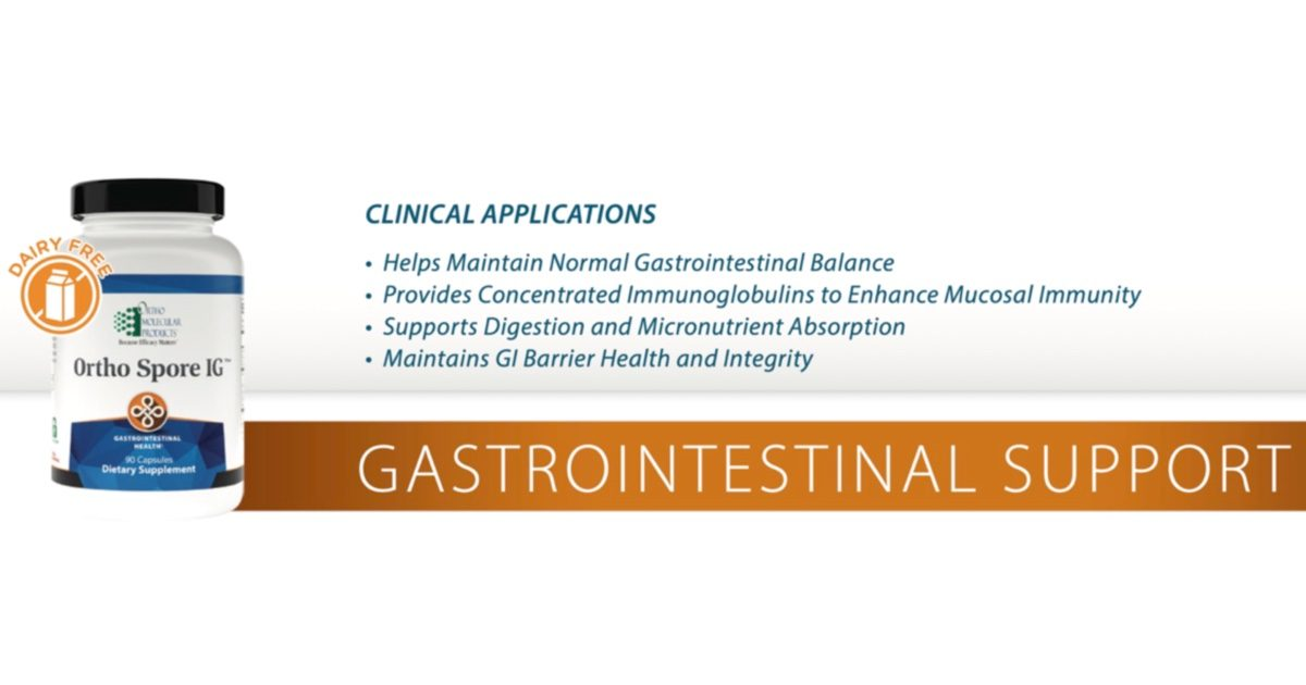 support-the-gut-with-Ortho-spore-ig-conners-clinic-orthomolecular-products-store-natural-health